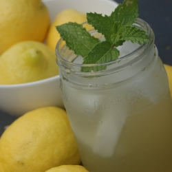 Lemonade Lip Scrub Recipe